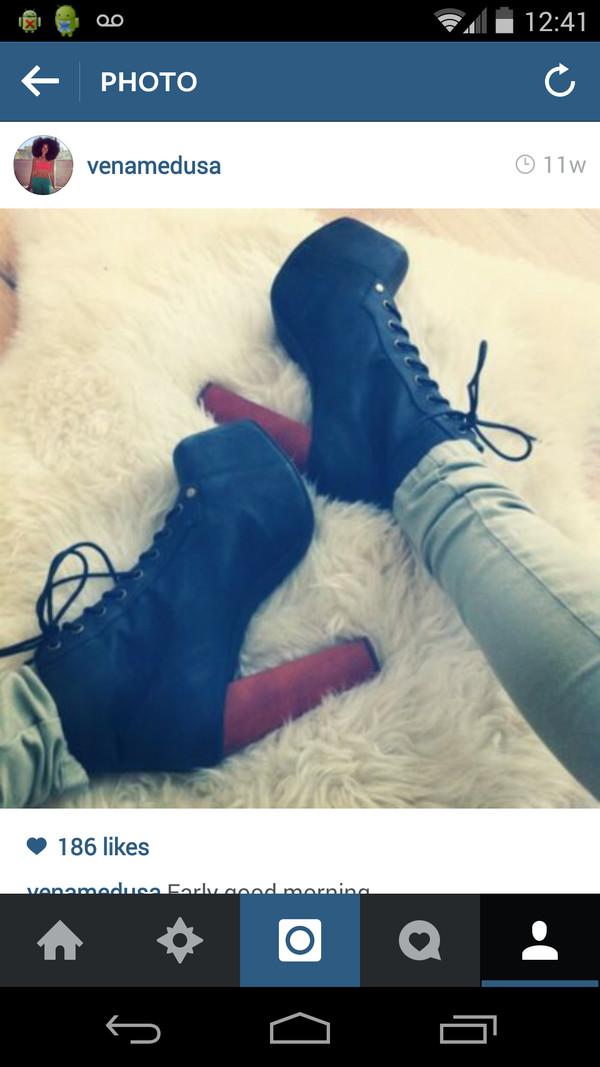 shoes boots heels sexy heels black boots jeffrey campbell lita jeffrey campbell