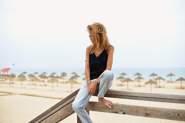 the petticoat top jeans