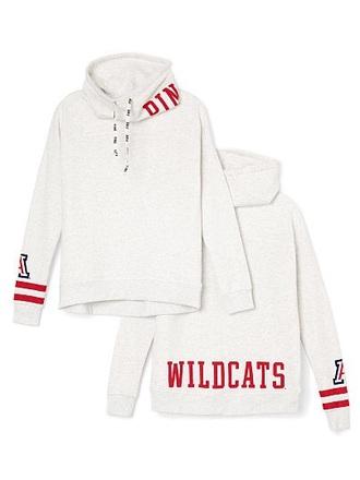 jumpsuit swag shop university shop online victoria's secret wildcats t-shirt style pink by victorias secret
