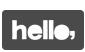 Hello Merch — Welcome