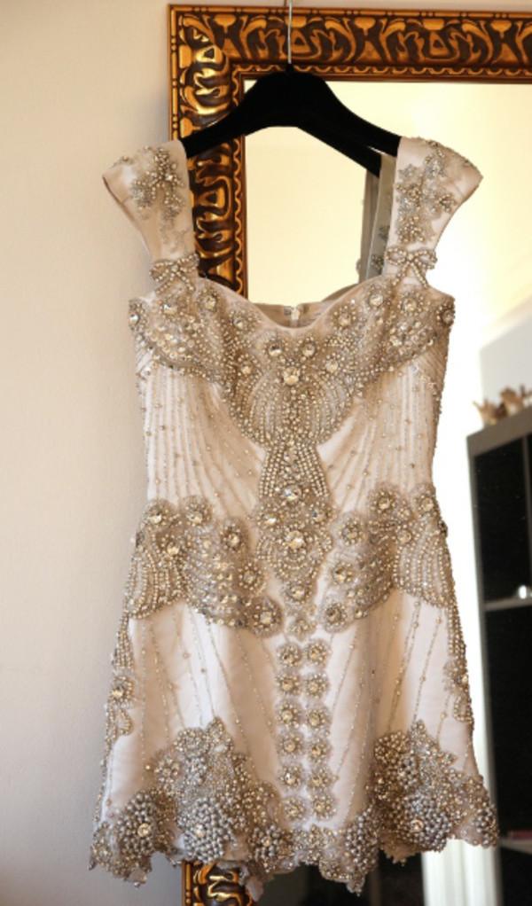 clothes dress sequin dress