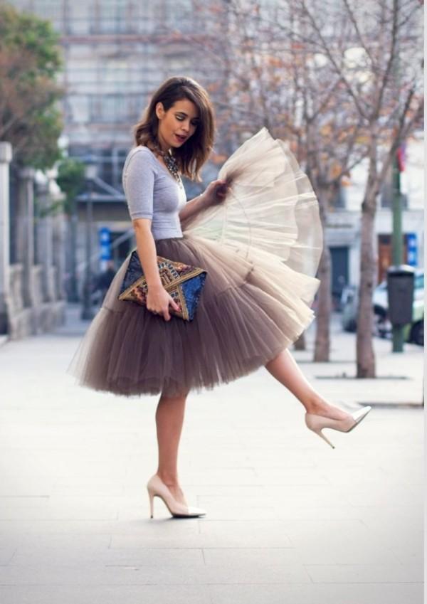 skirt tulle skirt flowy tule skirt shirt vintage skirt fluffy cute skirt lovely vintage shoes for her prom dress tulle prom dresses tulle dress
