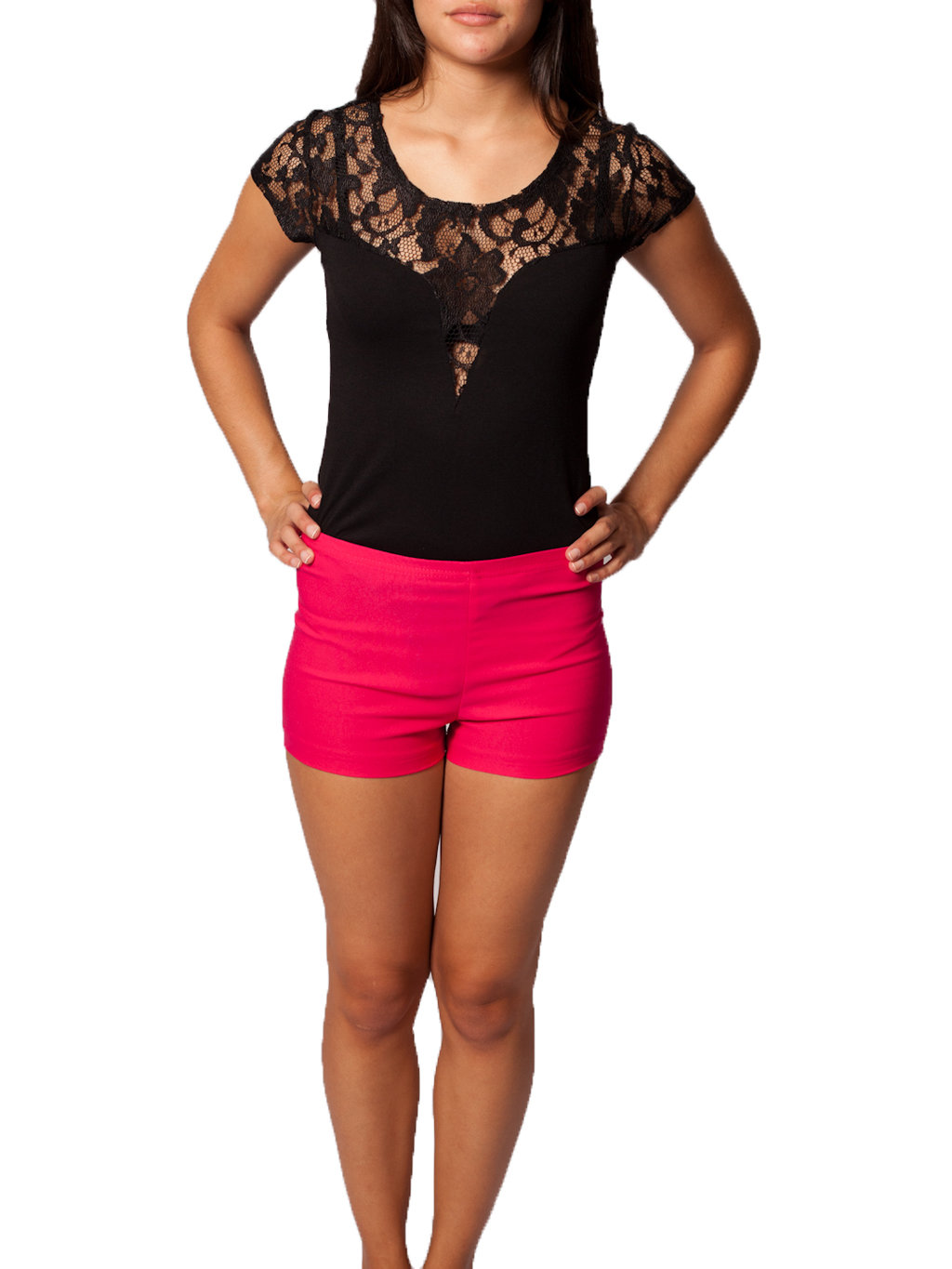 Tops / Tank Tops / Black Lace Body Suit - Ocd Clothes Co. on Wanelo