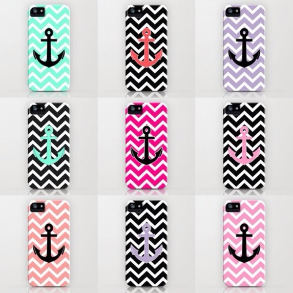 jewels phone cover iphone 5 case anchor