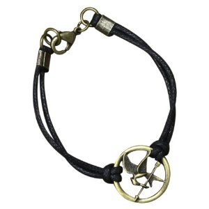"Hunger Games Movie - Bracelet Cord ""Mockingjay"": Amazon.ca: Toys & Games"