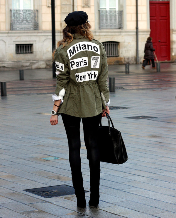 rebel attitude jacket sweater shoes bag jewels shirt