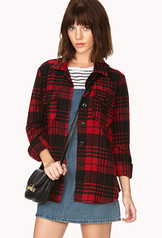 Buffalo Check Flannel | FOREVER21 - 2000066372