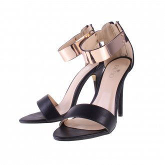 Bebo High Heel Shoes | Strappy Party Heels | Stiletto Heel Shoes