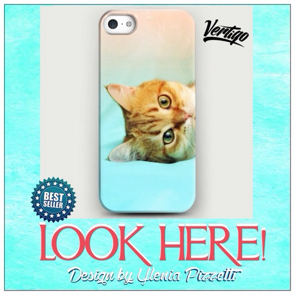 jewels cat eye iphone case girly fashion