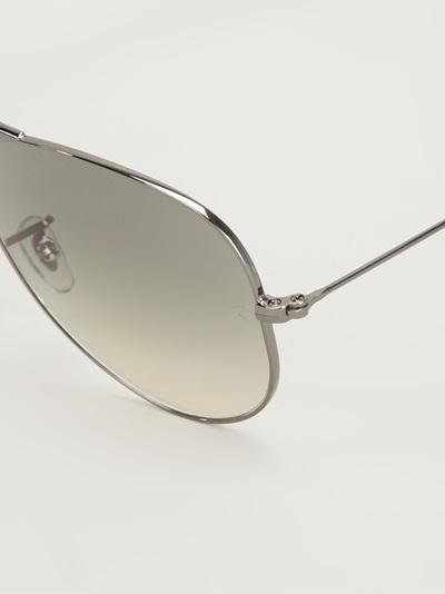 Ray Ban Aviator Sunglasses -  - Farfetch.com