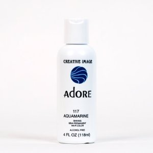 Amazon.com : Adore Creative Image Hair Color #117 Aquamarine : Hair Color Primers : Beauty