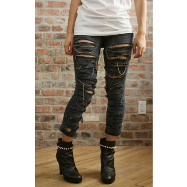 jeans chain