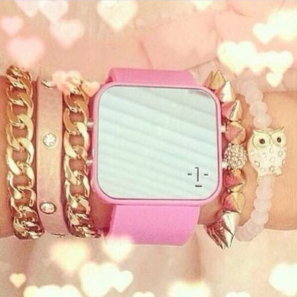 jewels horloge accessories