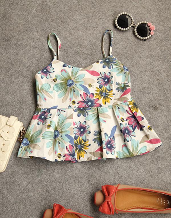tank top top hot top summer summer outfits cute