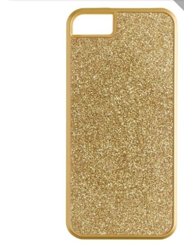 jewels iphone 5 case iphone phone cover glitter gold