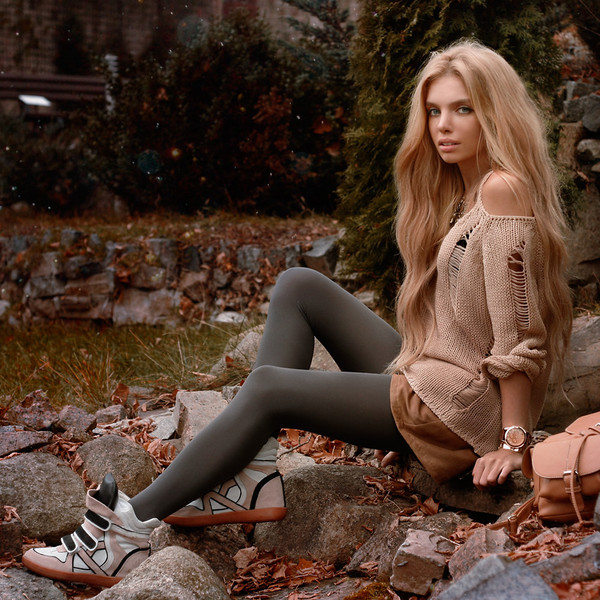 sweater ekaterina normalnaya belarus leggings trainers shorts watch bag shoes