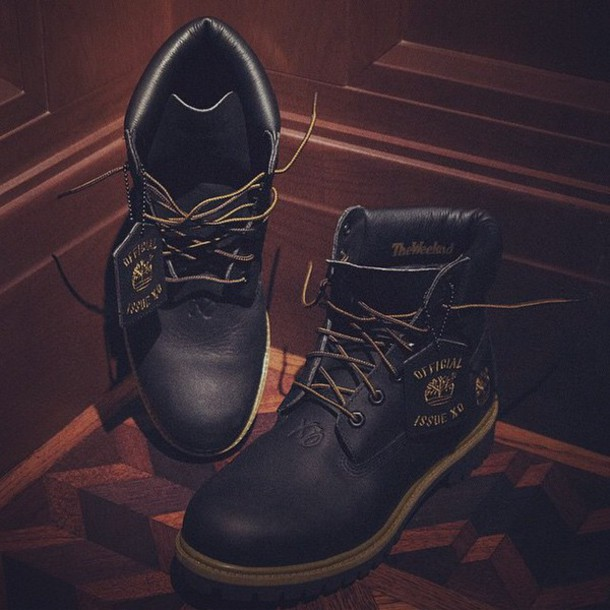 timberland the weeknd