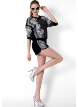 Baroque Style Sports Set - Jumpsuits & Playsuits - Clothing
