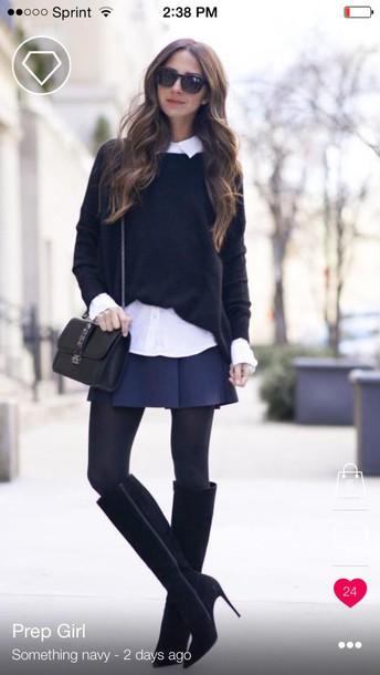 blouse black blouse white blouse blazer