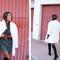 Seams for a desire: fluffy coat