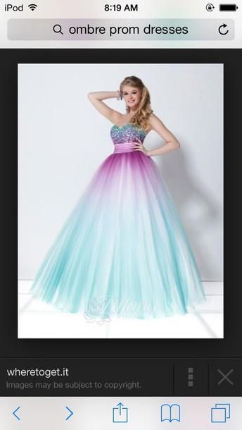 dress prmu blue dress ombre dress prom dress long prom dress long dress purple dress