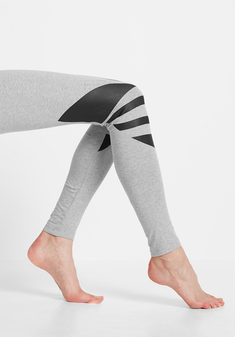 ADIDAS Trefoil Logo Leggings Adidas | frontlineshop.com