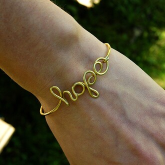 jewels personalized bracelet friendship friendship bracelet hope braciallini