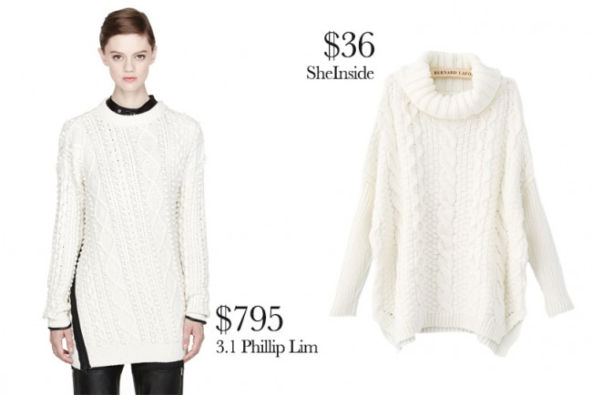 3.1 phillip lim Archives - fake leather