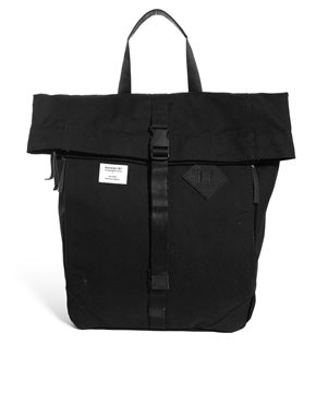 Sandqvist | Sandqvist Eddy Rolltop Backpack at ASOS