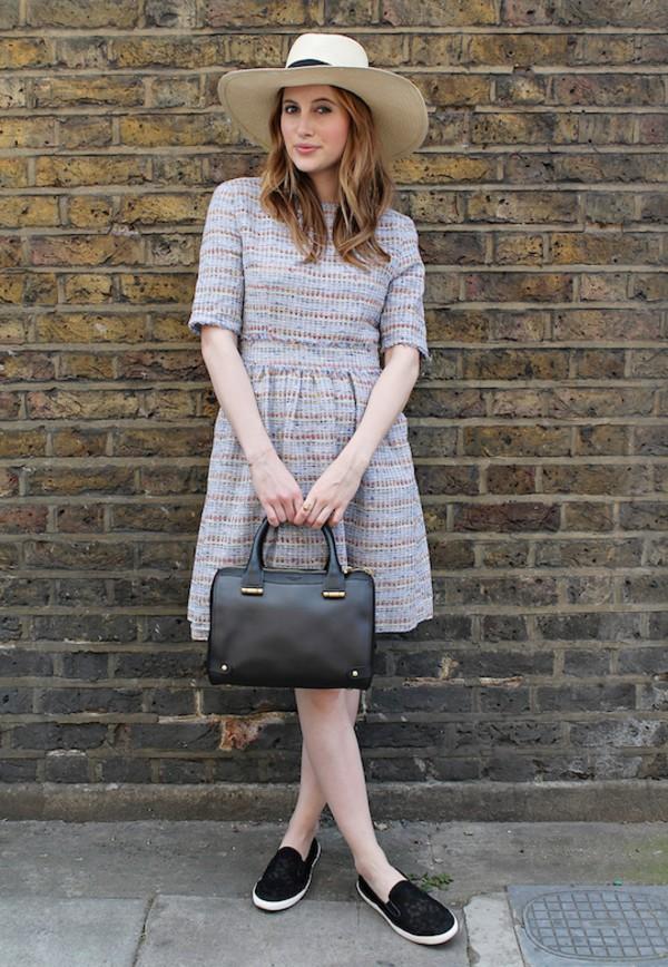 at fashion forte hat dress bag shoes