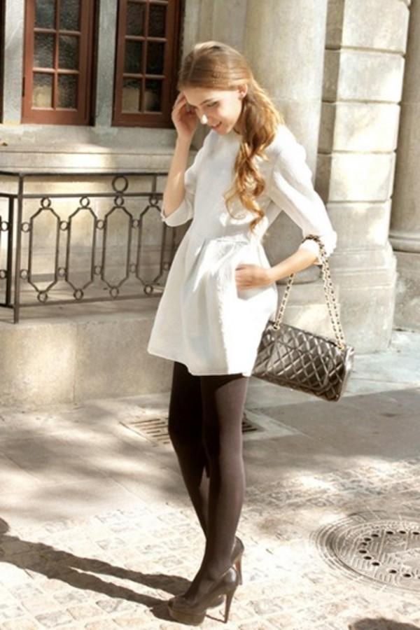 dress white dress persunmall persunmall dress white