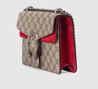 bag gucci gucci bag red crossbody bag red bag brand gucci.com brown bags and purses