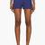 msgm blue and rose crepe bermuda shorts