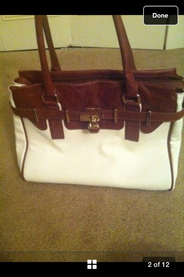 bag leather bag fall outfits white brown leather bag aldo chic