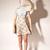 OPENING CEREMONY & MAGRITTE SHEHERAZADE SLEEVELESS FLARE DRESS - WOMEN - OPENING CEREMONY & MAGRITTE