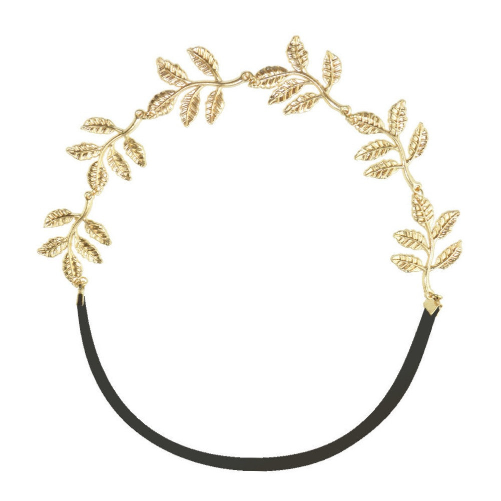 LEAVES HAIRBAND – HolyPink