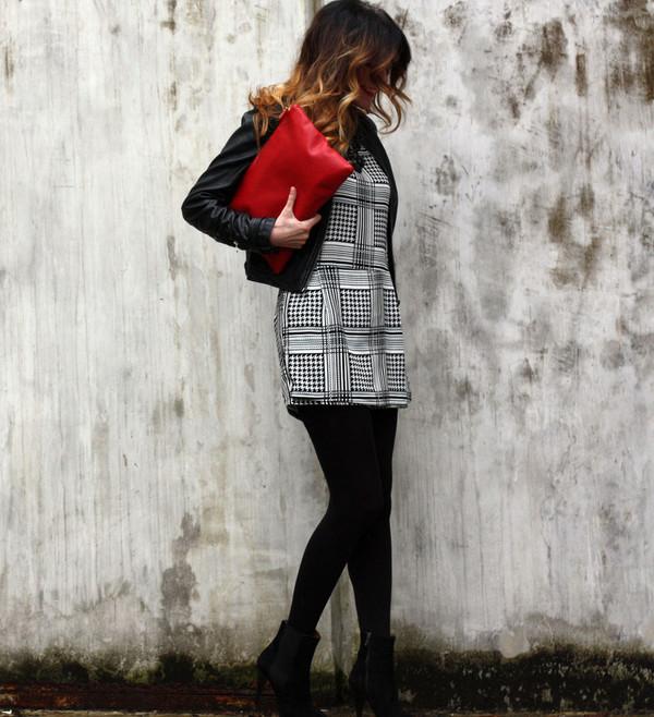 rebel attitude pants jacket shoes bag