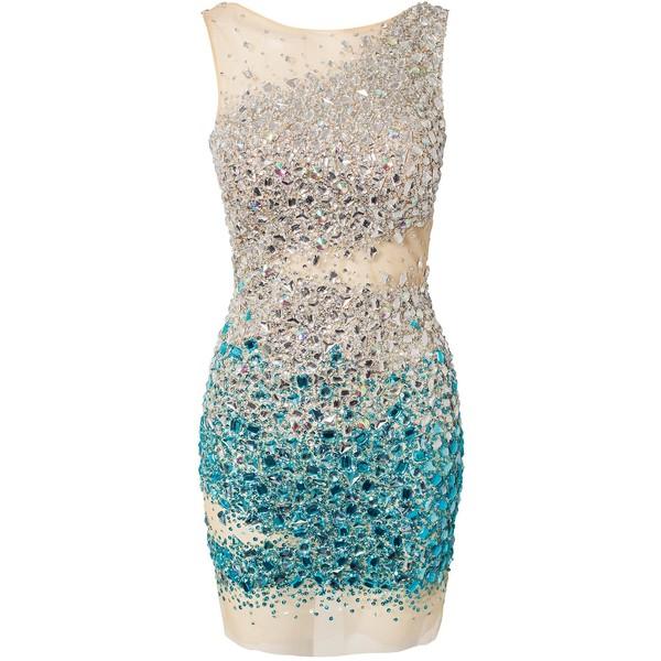 Forever Unique Dazzle Dress - Polyvore