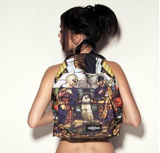 bag art religion eastpak