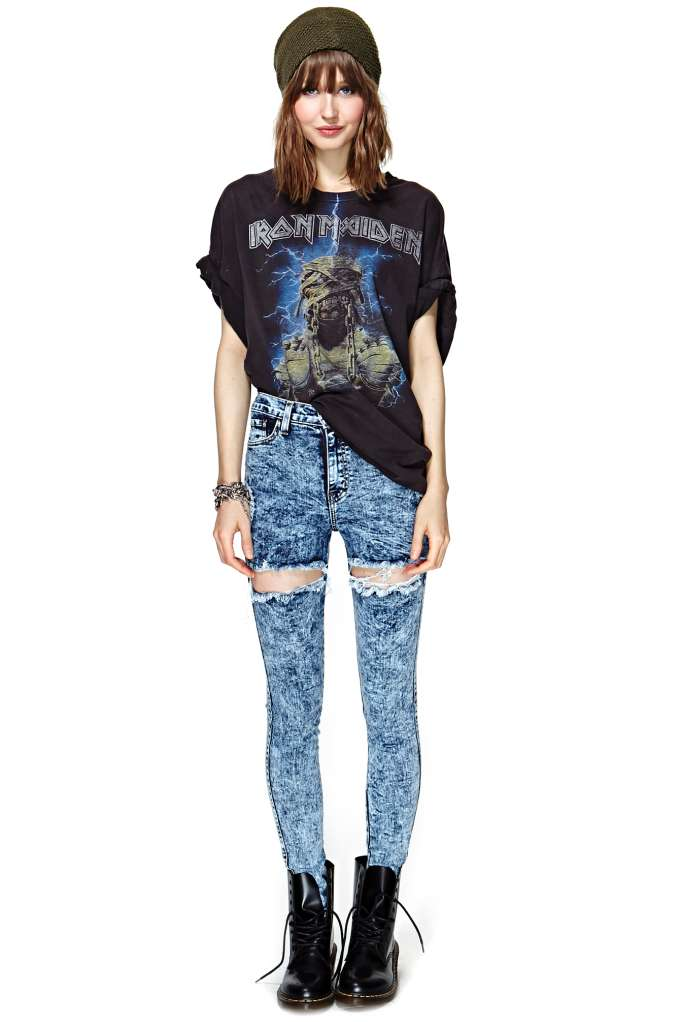 Flash Mob Skinny Jeans | Shop Bottoms at Nasty Gal