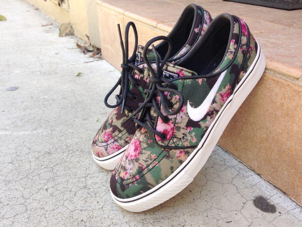 Nike Stefan Janoski Digi Floral | eBay