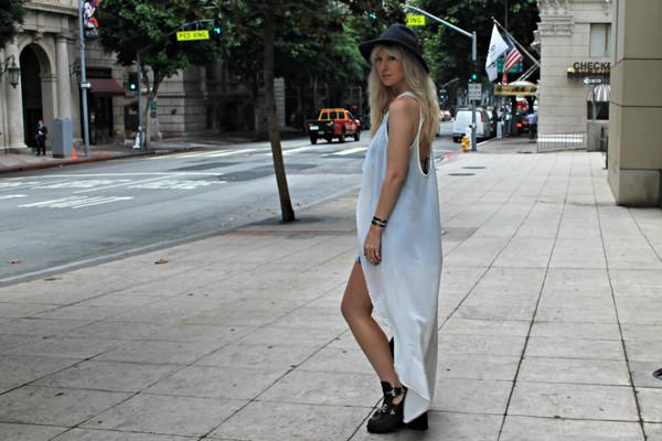 saraluxe dress hat