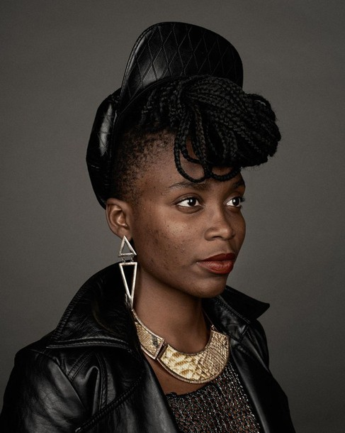 hair accessory earrings