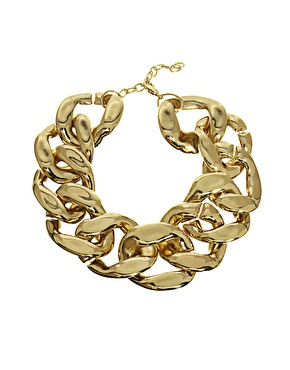 ASOS | ASOS XL Chain Link Necklace at ASOS