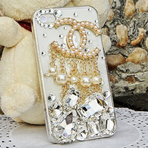 iphone 4 case Fashion Chanel Strange Pearl case by dnnayding on imgfave