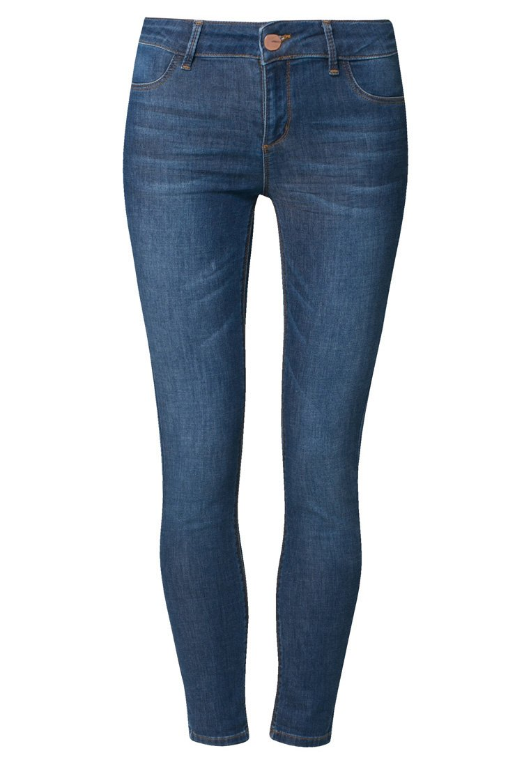 Oasis JADE - Jeans Slim Fit - authentic wash - Zalando.de