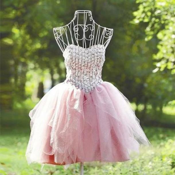 dress girly