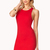 Dynamite Zippered Bodycon Dress | FOREVER21 - 2000125532