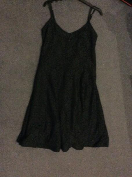 dress hollister skater dress
