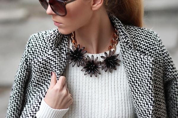 sirma markova coat sweater skirt shoes jewels sunglasses